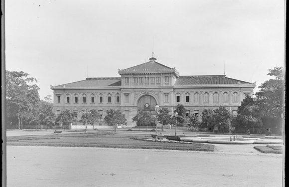 Những công trình kiến trúc Pháp cổ tại Sài Gòn