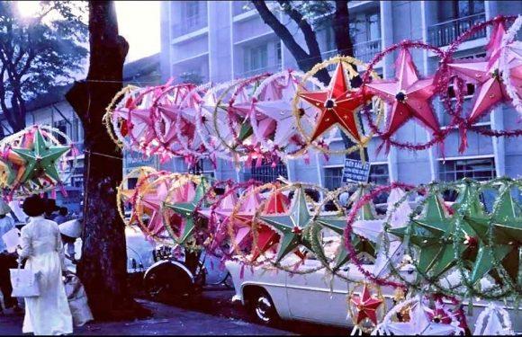 Sài Gòn Xưa – Những hình ảnh mùa Giáng Sinh trước những năm 1975