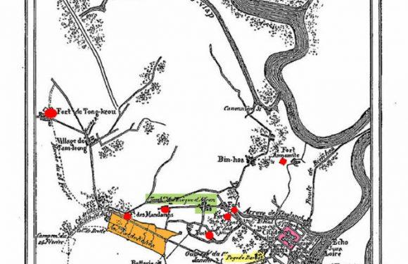 Làng Chí Hòa và Đại Đồn Chí Hòa – đồn lũy vĩ đại ở Sài Gòn -Gia Định xưa.