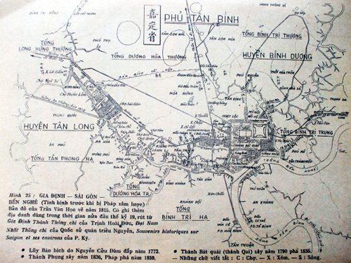 Nguyễn Cửu Đàm- người đầu tiên quy hoạch Sài Gòn