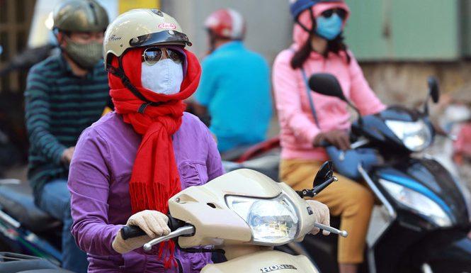 """Sài Gòn """"chớm đông"""" se lạnh, nhiệt độ giảm xuống thấp 20 độ C"""