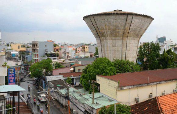 Những thủy đài khổng lồ ở Sài Gòn