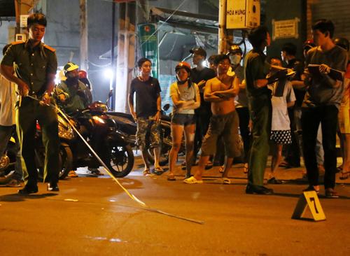 Băng trộm SH đâm chết 2 hiệp sĩ ở Sài Gòn
