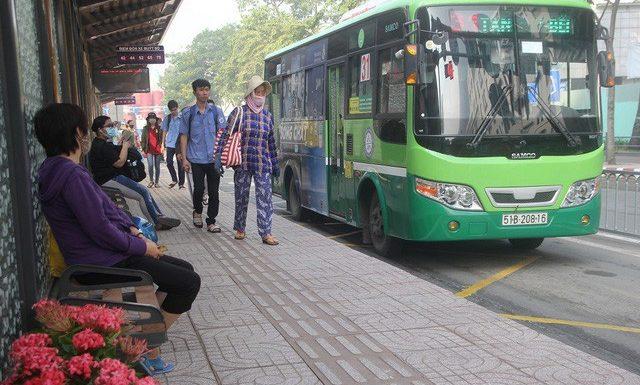 Sài Gòn: 'Khai tử' 2 tuyến xe buýt lỗ lớn và thông tin tuyến thay thế.