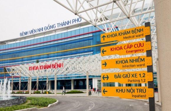 Review Bệnh Viện Nhi Đồng Thành Phố